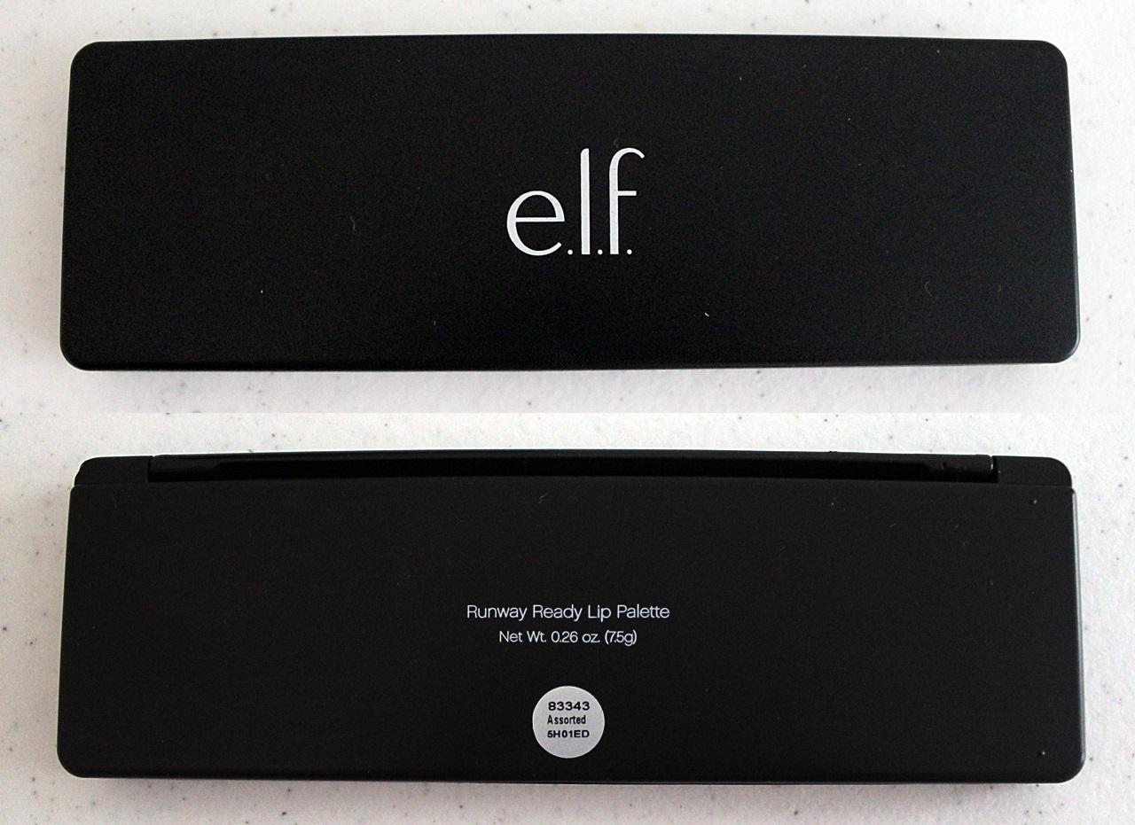 ELF Runway Ready Lip Palette Lipstick