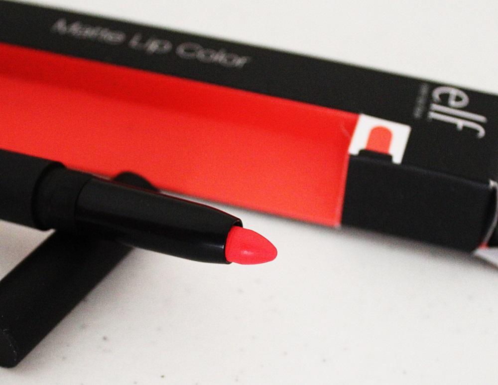 ELF Matte Lipstick Hot Commondity