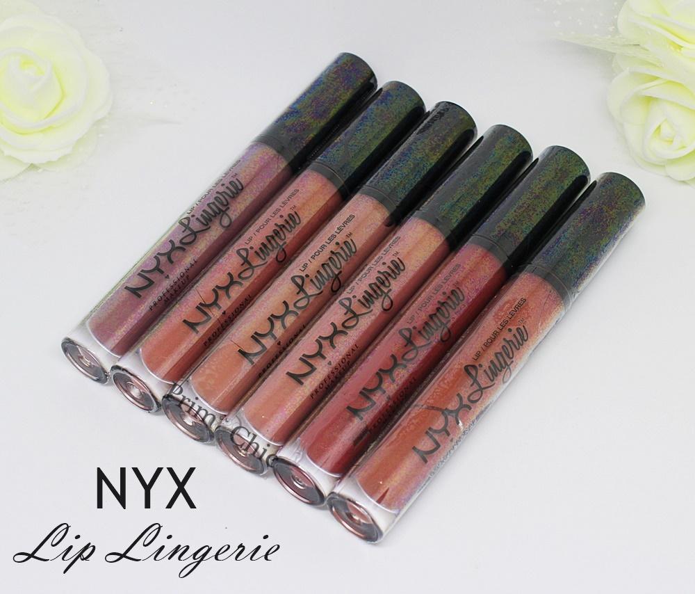 NYX Lip Lingerie Embellishment