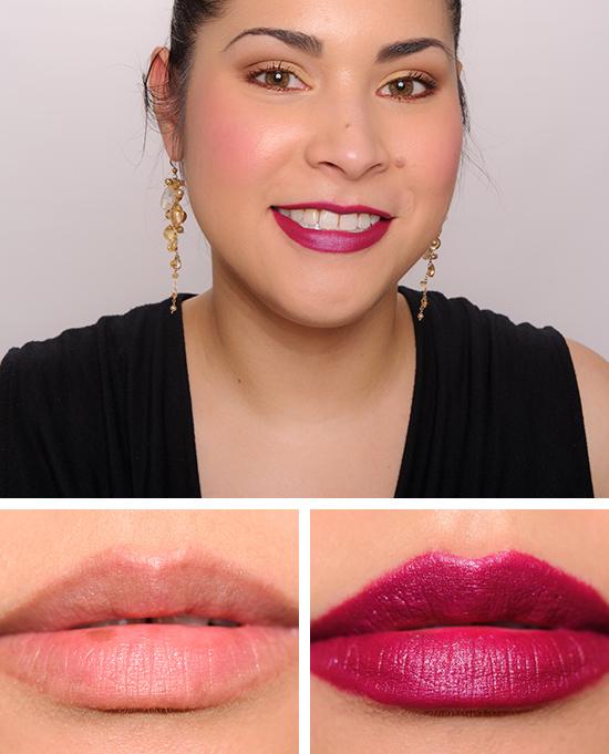 Urban Decay Matte Revolution Lipstick After Dark