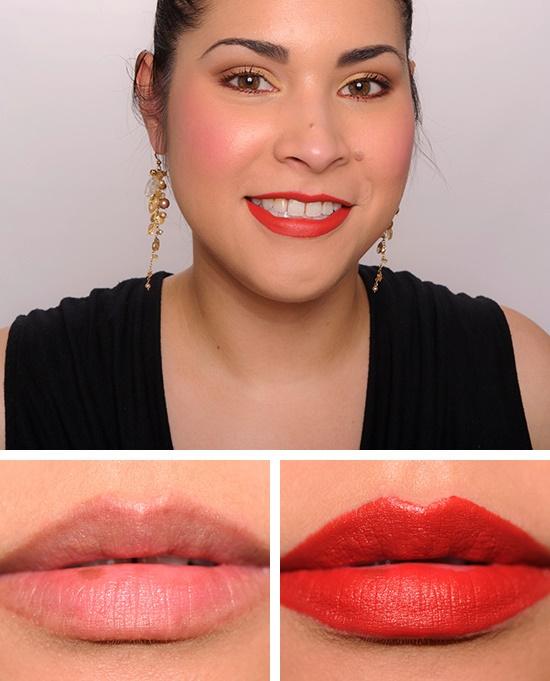 Urban Decay Matte Revolution Lipstick Temper