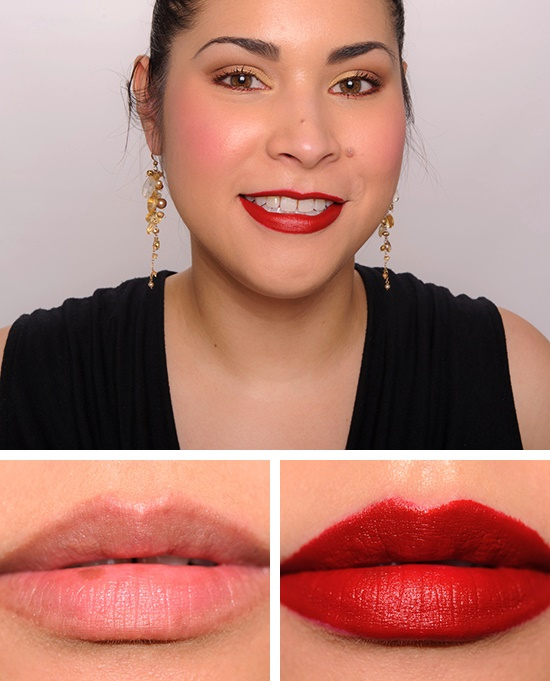 Urban Decay Matte Revolution Lipstick Bad Blood