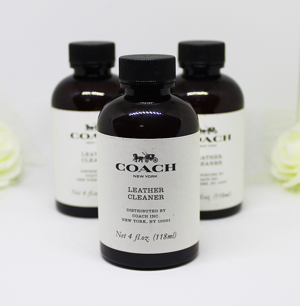 Coach Leather Cleaner 118ml