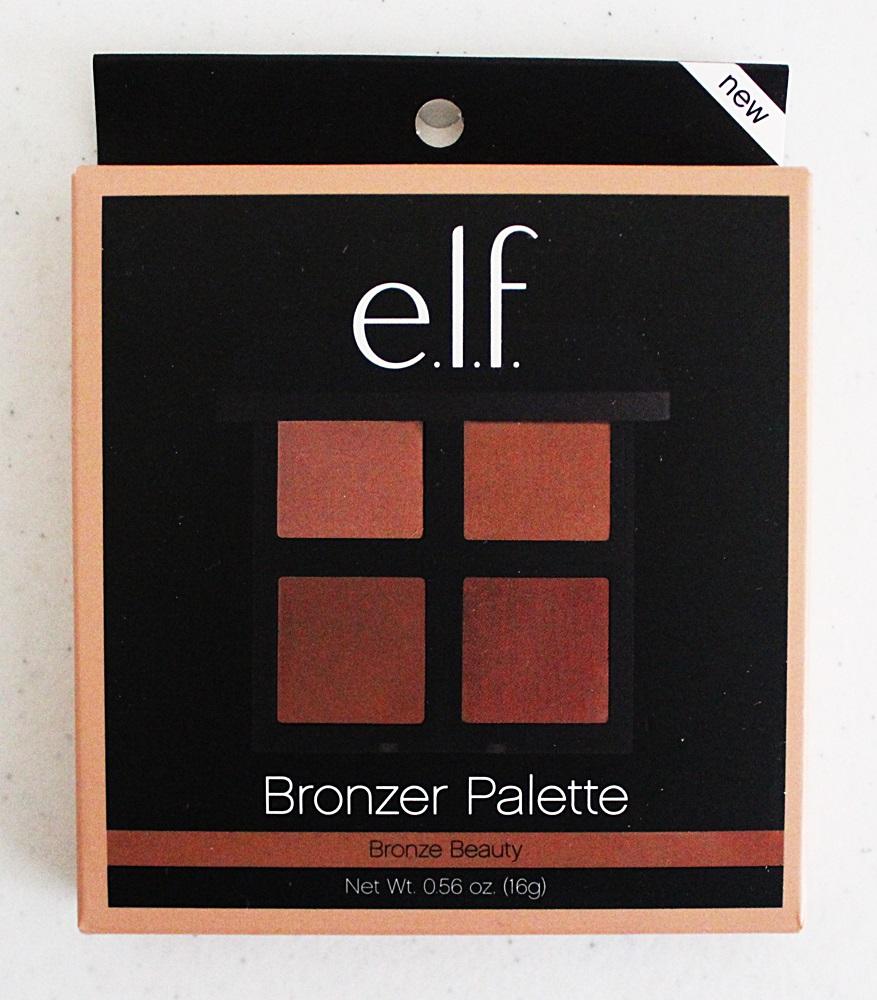 ELF Bronzer Palette Bronzer Beauty