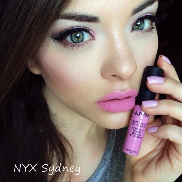 NYX Soft Matte Lip Cream Sydney