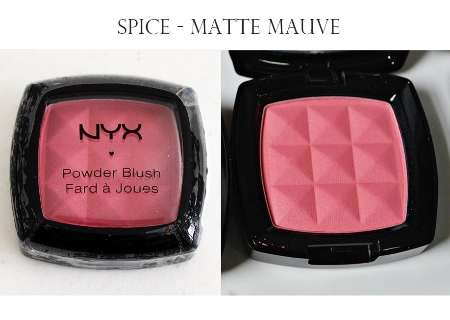 NYX Powder Blush Spice