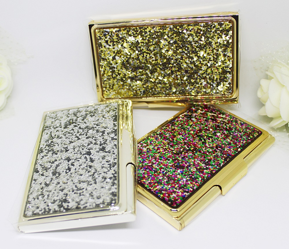 Kate Spade Simply Sparkling Card Holder