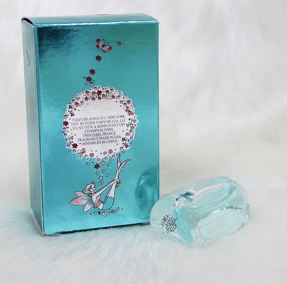 Anna Sui Secret Wish Mini Perfume EDT 4ml